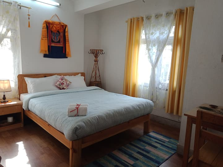 Homely & Peaceful Stay Awaits You @ Lazimpat!