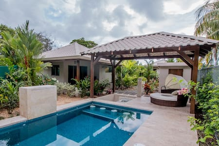 J5 Luxury 1Bdrm Villa w/Incredible Garden - Uvita