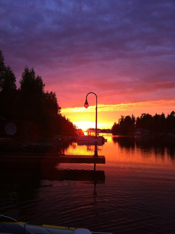 Lake View Retreat on Big Lake