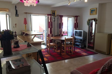 Appartement cosy à Cerbère - Cerbère - Flat