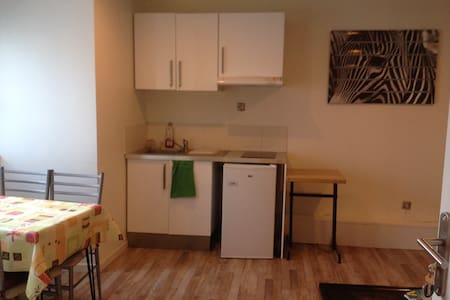 Grand studio centre ville avec WIFI - Cahors - Appartamento