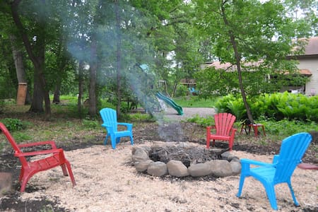 Hidden Oaks Cottage Retreat - Prior Lake