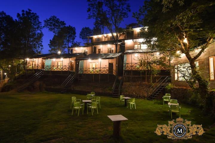 Mudhouse Resort Kasauli   3 Mud Rooms