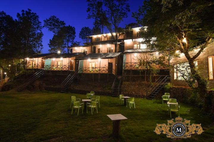 Mudhouse Resort Kasauli | 3 Mud Rooms