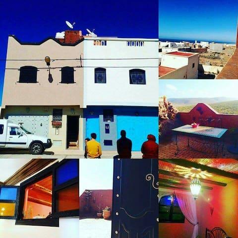 Holiday berber house