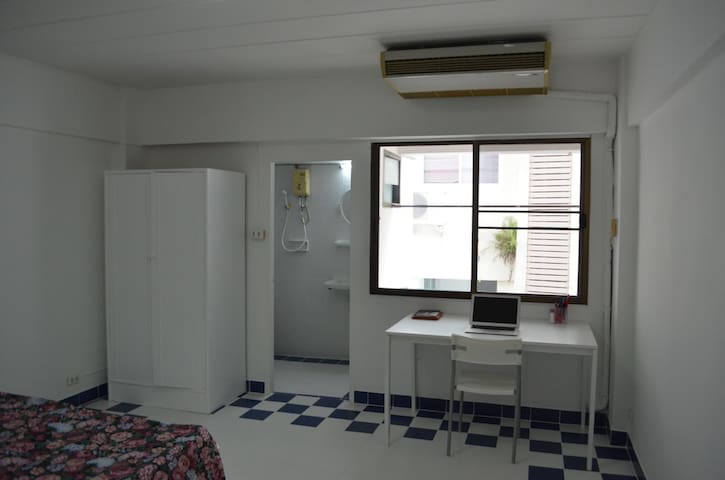 Comfortable and cozy room - Bangkok - Apartamento