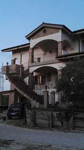 Appartamento villa in campagna.