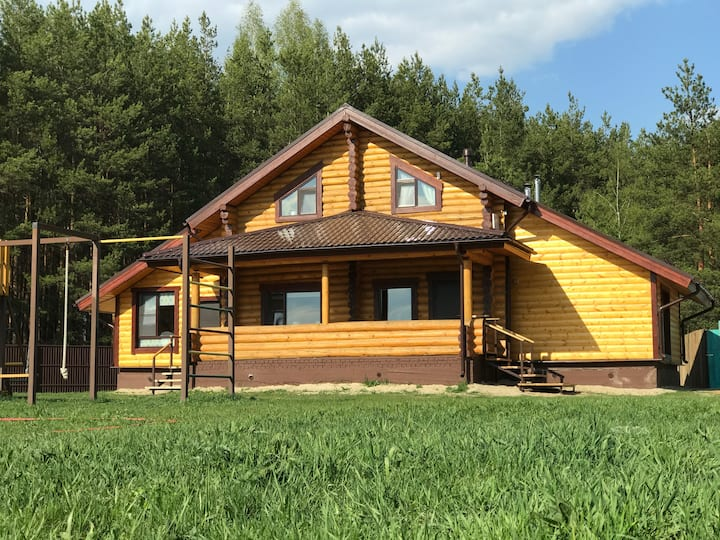 Гостевой дом с верандой