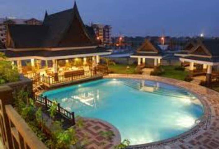 Resort-Type condo in Taguig - Taguig - Daire