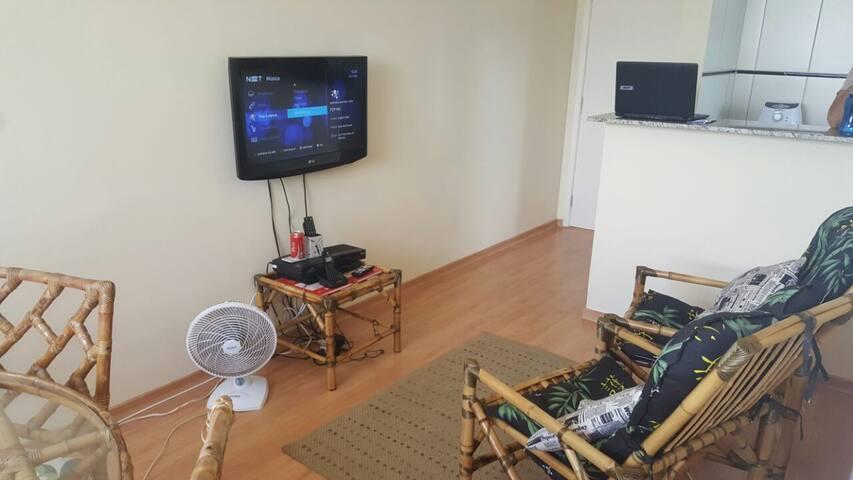 Quarto em Campinas próx. anhanguera (SwissPark) - Campinas - Apartment