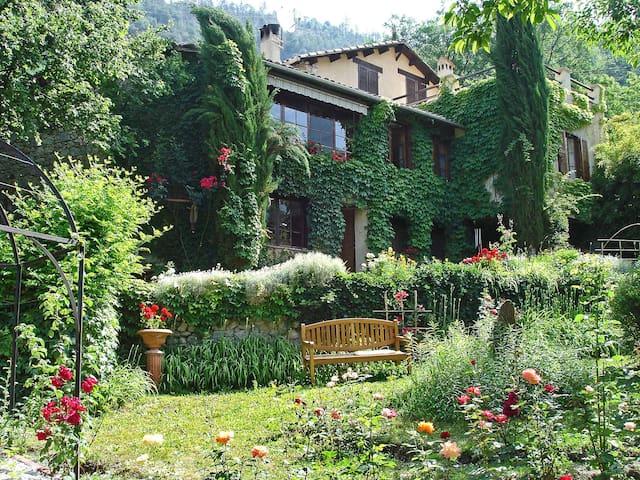 """Chambre """"Provence"""" à La Fount - Villars-sur-Var"""