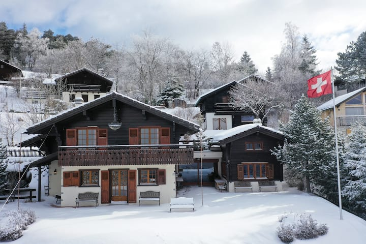 ★ Mi Sueño – Beautiful chalet in the ♥ of Valais