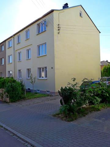 2-Raum-Wohnung für bis zu 4 Personen EGli