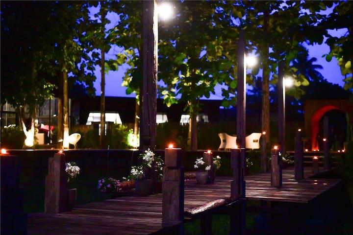 清迈温泉花园别墅2卧室