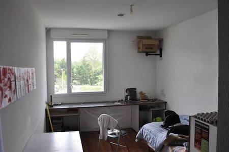 logement neutre et paisible - Auzeville-Tolosane - Apartamento