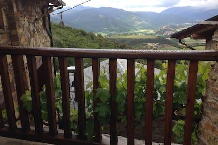 Masia Encantadora cerca de Andorra - Calbinyà - 一軒家
