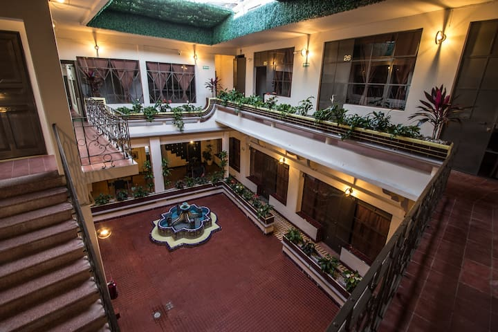 Hostal Casa de Juan (1 Individual)