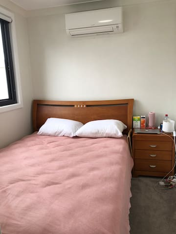 Private bedroom in the heart of Newtown
