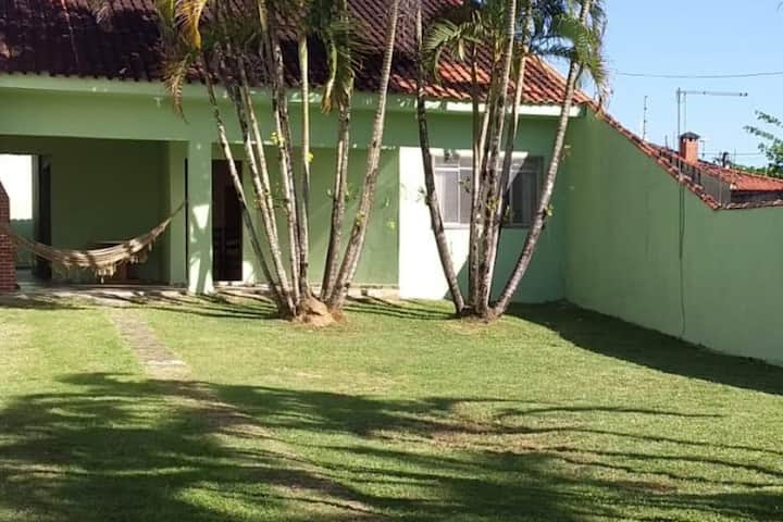 Casa de Praia Dionisio/Peruibe/650 metros da Praia
