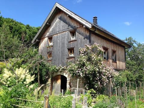 Gite de charme insolite et romantique en Alsace