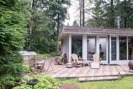 Huis in het bos, midden in het land - Epe - Blockhütte