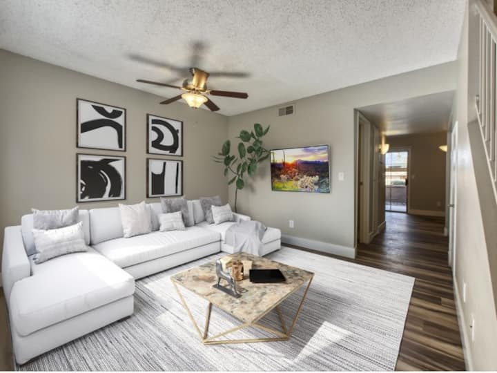 Stay in a place of your own | 1BR in Chandler