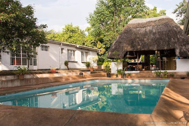 Kabuntu's Bujumbura room