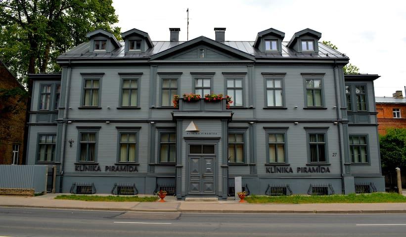 Kalnciema quarter apartment 1 - Рига - Квартира