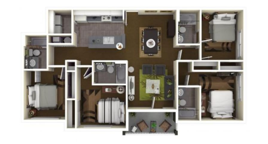 1540 Place Sublet Wanted! Utilities/wifi included!