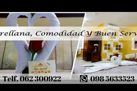 HOTEL COCA IMPERIAL - SERÁ ES UN PLACER ATENDERLE