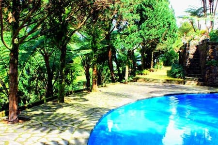 Large Garden Villas with Private Pool in Bogor - North Bogor