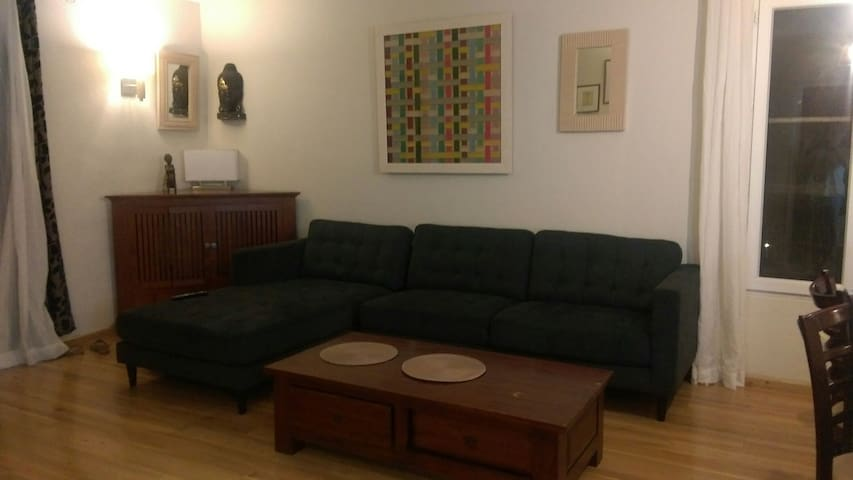 Modern, full comfort flat - Moka