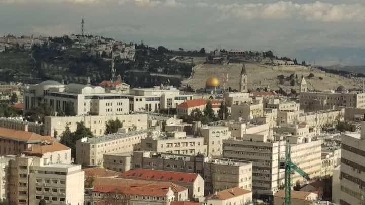 1911 OPUS- Jerusalem Centre -VIEW