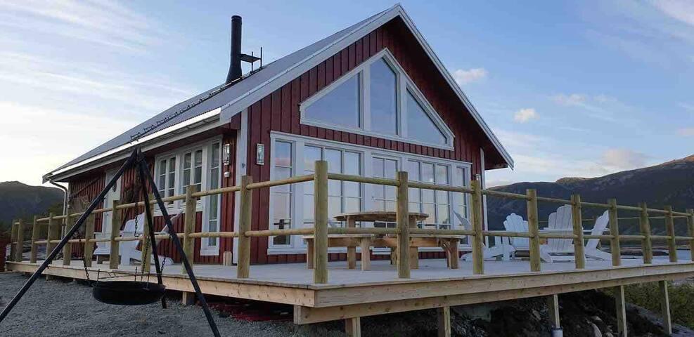 Private Sea-view cabin, Valberg.