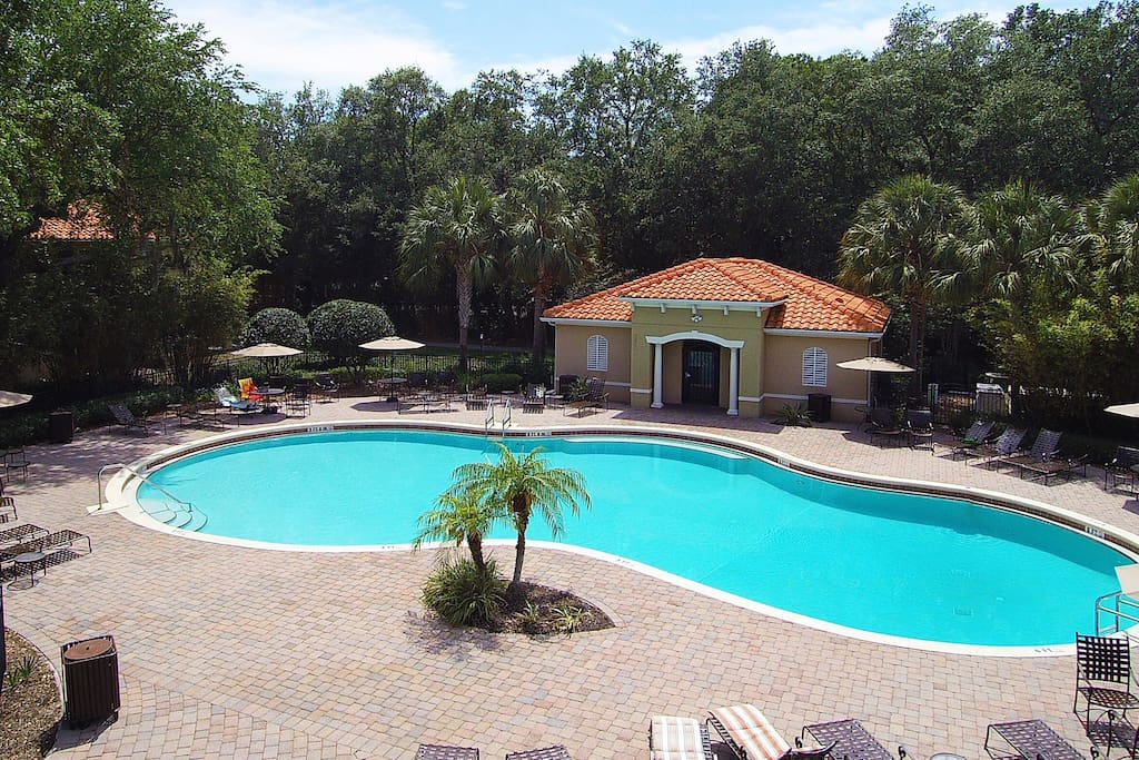 Family Friendly 4 Bedroom Close To Disney In Orlando Area 5119 Houses For Rent In Kissimmee