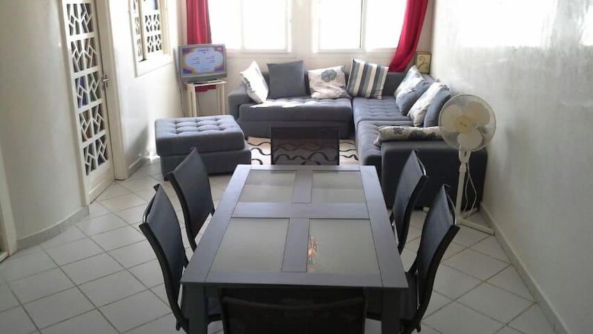 Appartement Centre ville Agadir - Agadir - Apartment