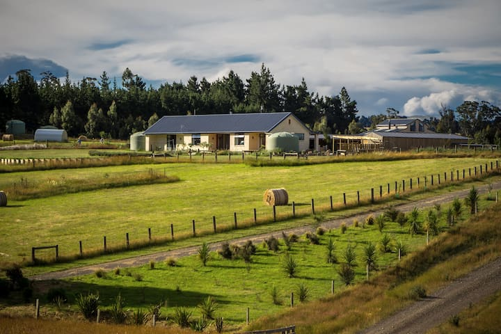 AislingQuoy Farmstay - Balcairn - Bed & Breakfast