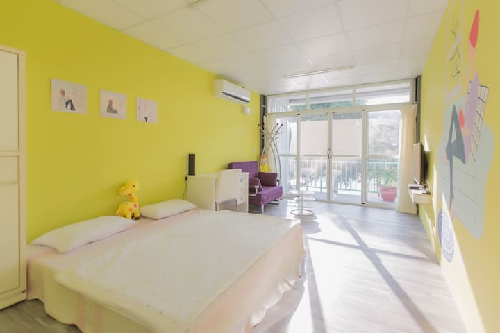 Taichung CCK airport-PW Cafe&Inn - Daya District - Bed & Breakfast