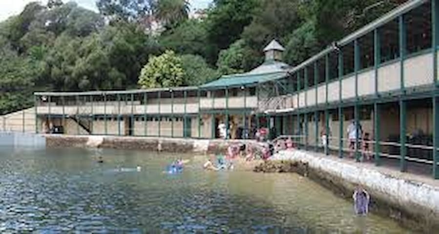 Famous Dawn Fraser Baths