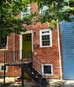 Private Townhouse: Awesome Budget Travel - Baltimore - Adosado