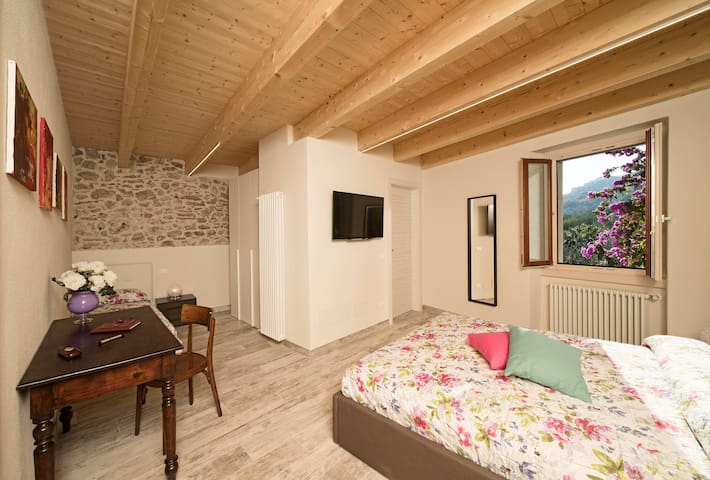 "Room Bouganville  ""Dream in the village"""