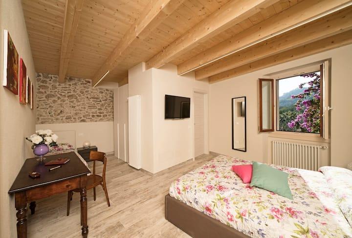 "Room Bouganville  ""Dream in the village"""