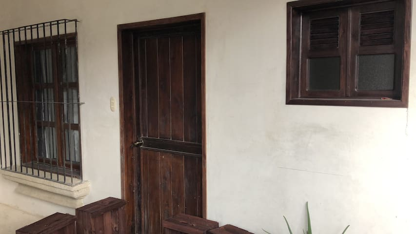 Casa Nahuales - habitación B'atz