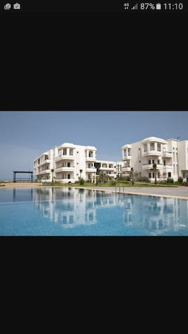 Appartement  à bahia golf beach - Bouznika - Apartamento