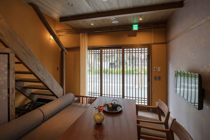 Great 3Bedroom x2 toilet xWifi x Takase River VIEW