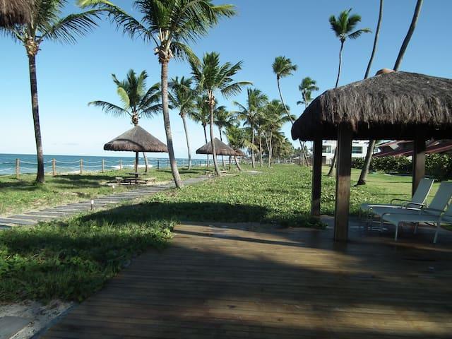 Flat Oka Beach Residence Muro Alto