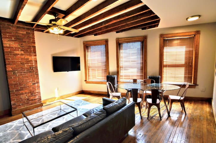 Urban Oasis off 14TH Street Logan Circle 3BR