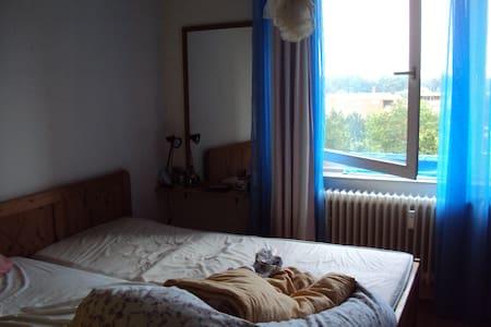Zimmer mit Sonnenaufgang am Stadtrand von Lüneburg - 뤼네부르크(Lüneburg)