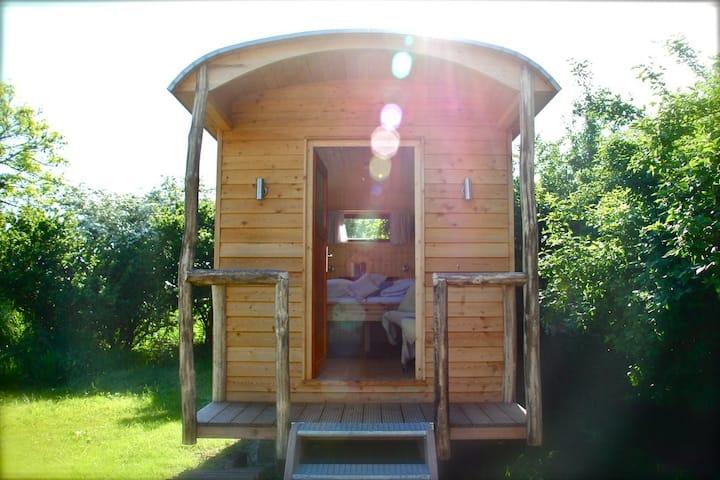Schäferwagen, Tiny House an der Ostsee