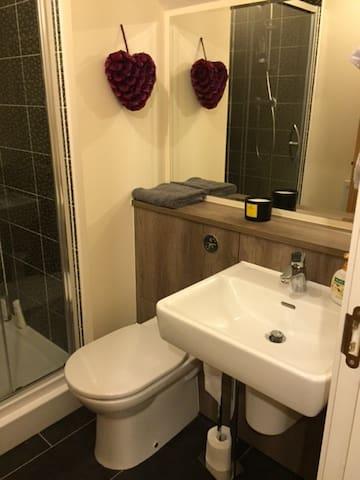 Studio/Suite with en-suite - Cumbernauld - Apartamento